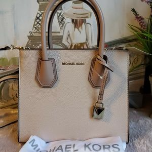 Michael Kors Mercer medium Accordion messenger